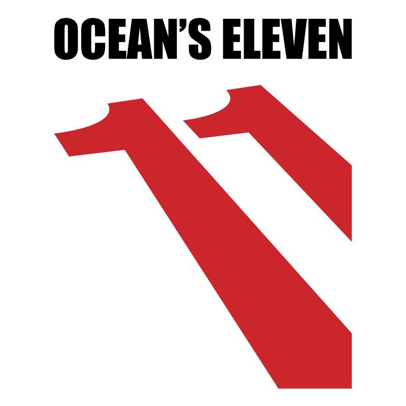 Ocean's Eleven vector