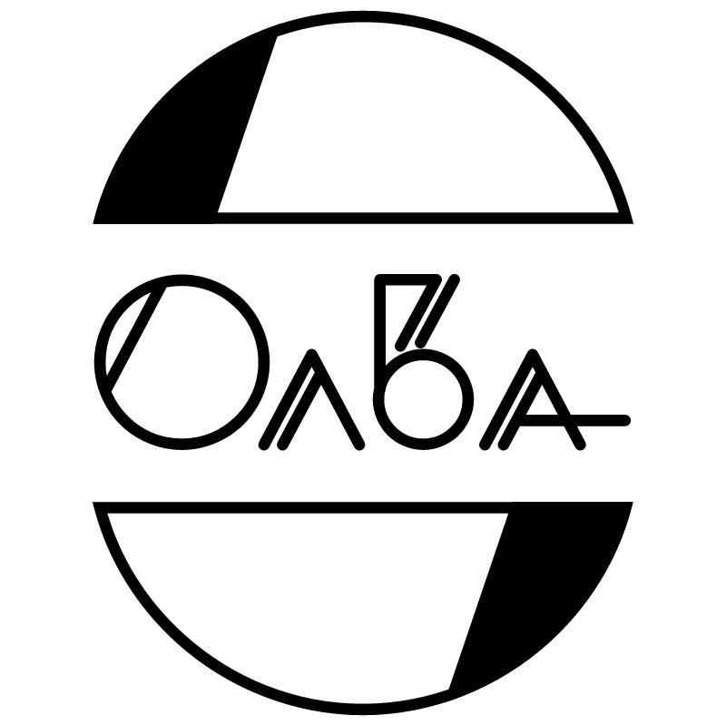 Olva vector logo