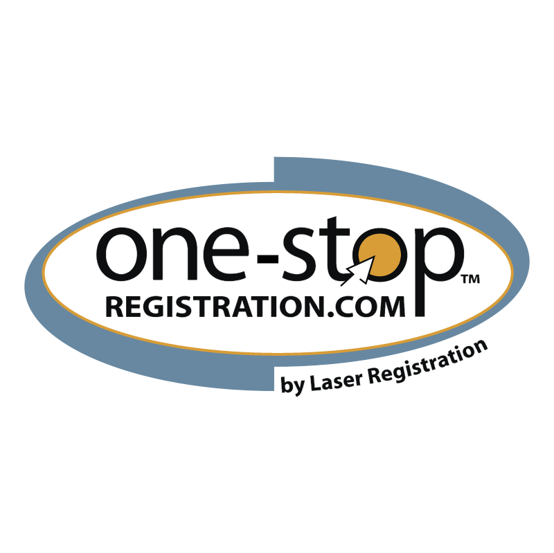 One Stop Registration com vector
