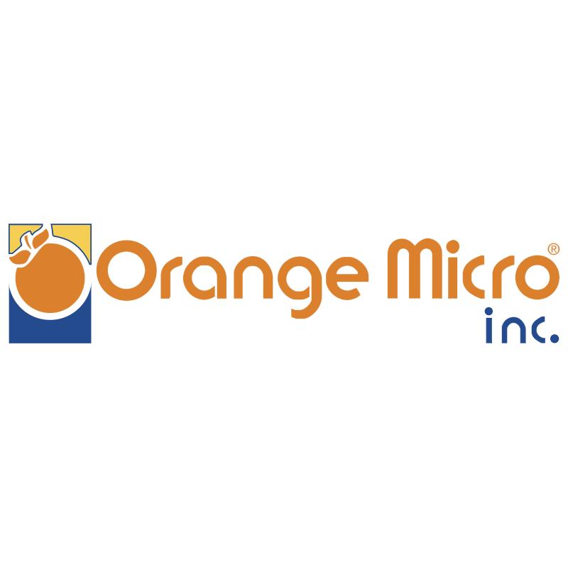 Orange Micro vector