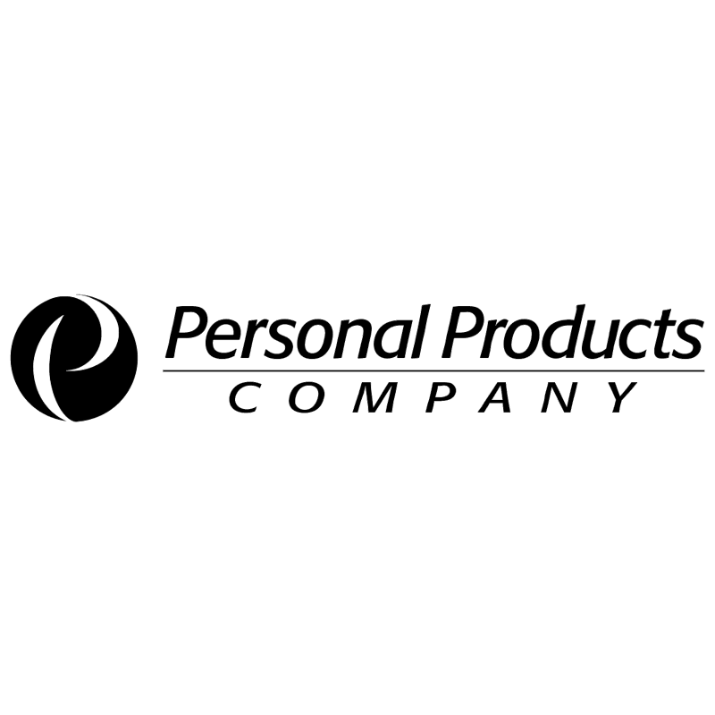 Personal Products Company vector