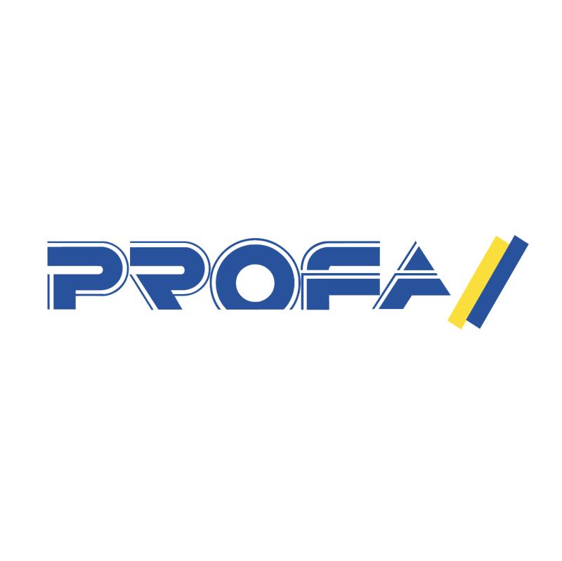 Profa vector logo