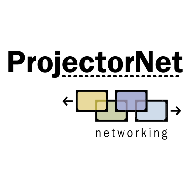 ProjectorNet vector logo