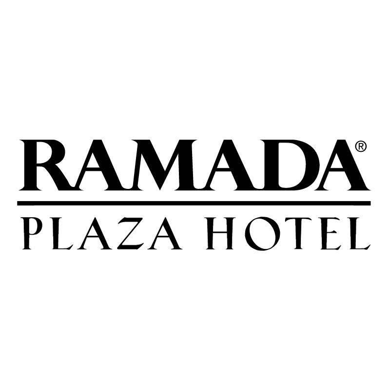 Ramada Plaza Hotel vector