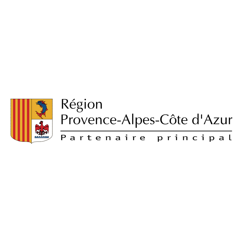 Region PACA vector logo