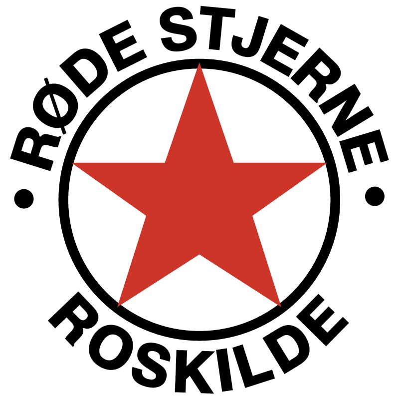 Rode Stjerne vector