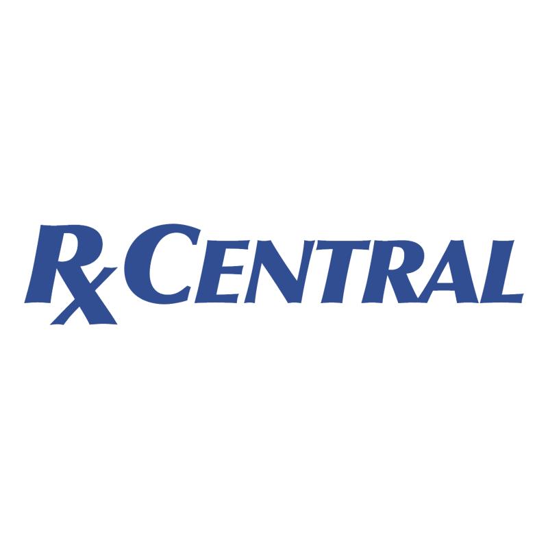 RxCentral vector logo