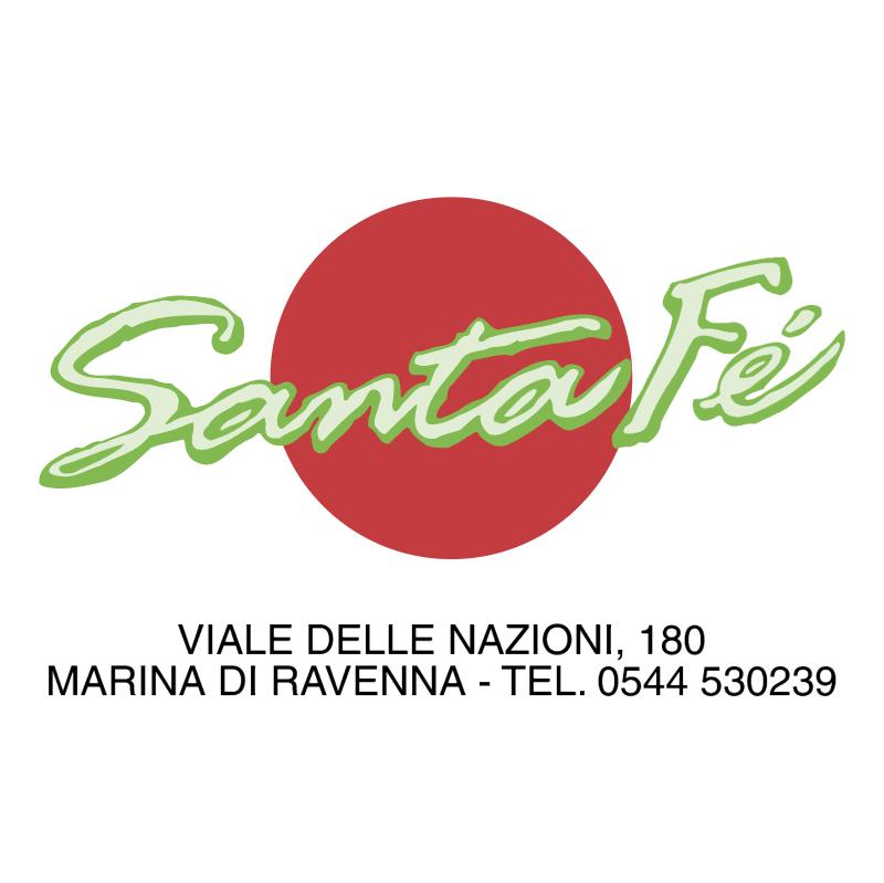 Santa Fe vector