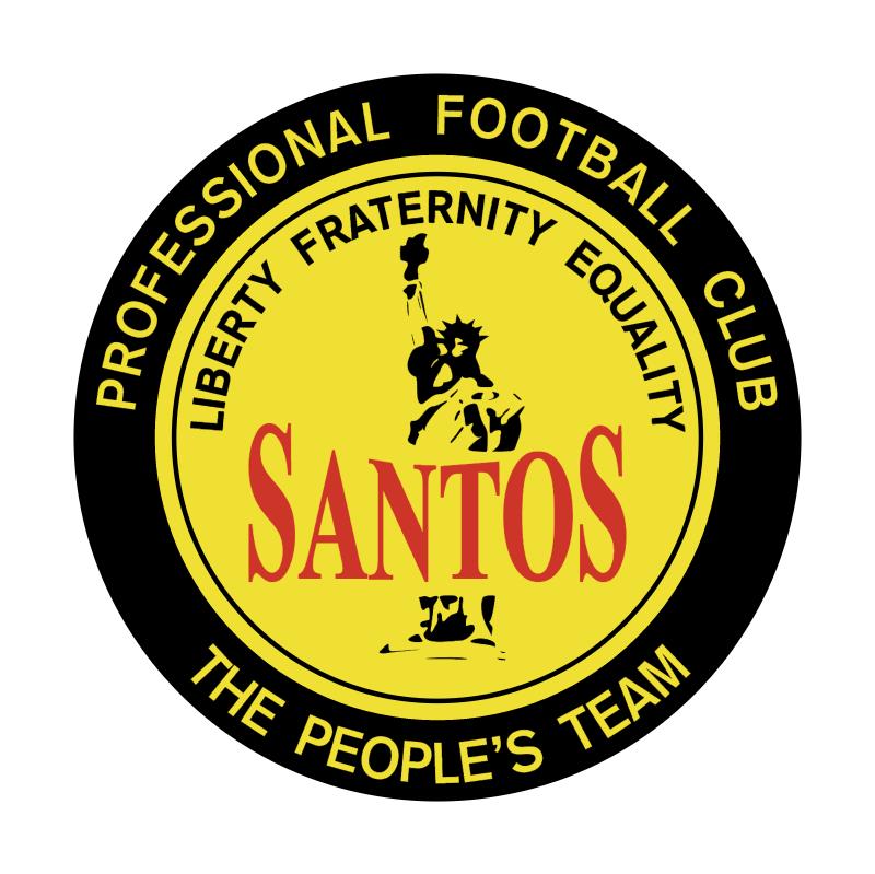 Santos FC vector
