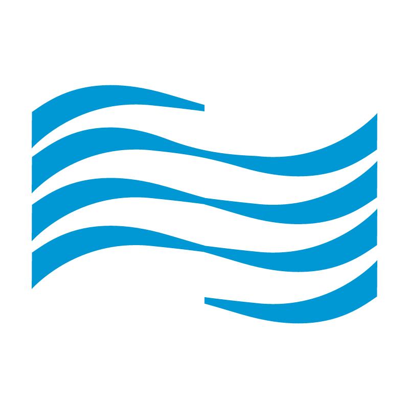 Servicio de augas vector