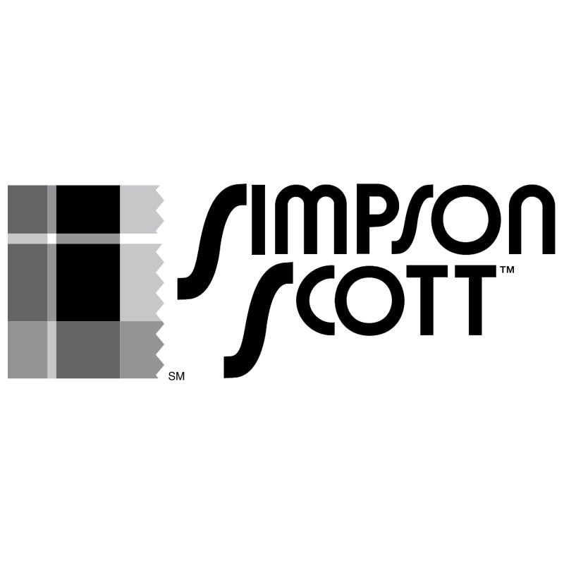 Simpson Scott vector
