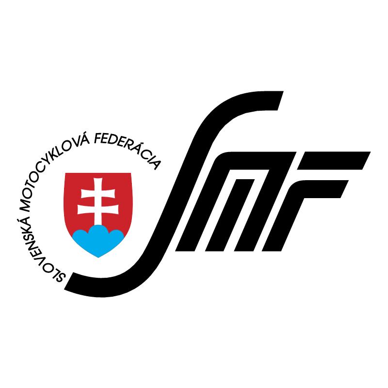 Slovak Motocycles Federation vector logo