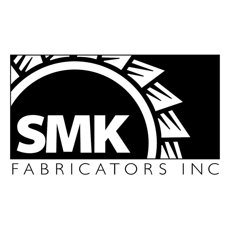 SMK Fabricators vector