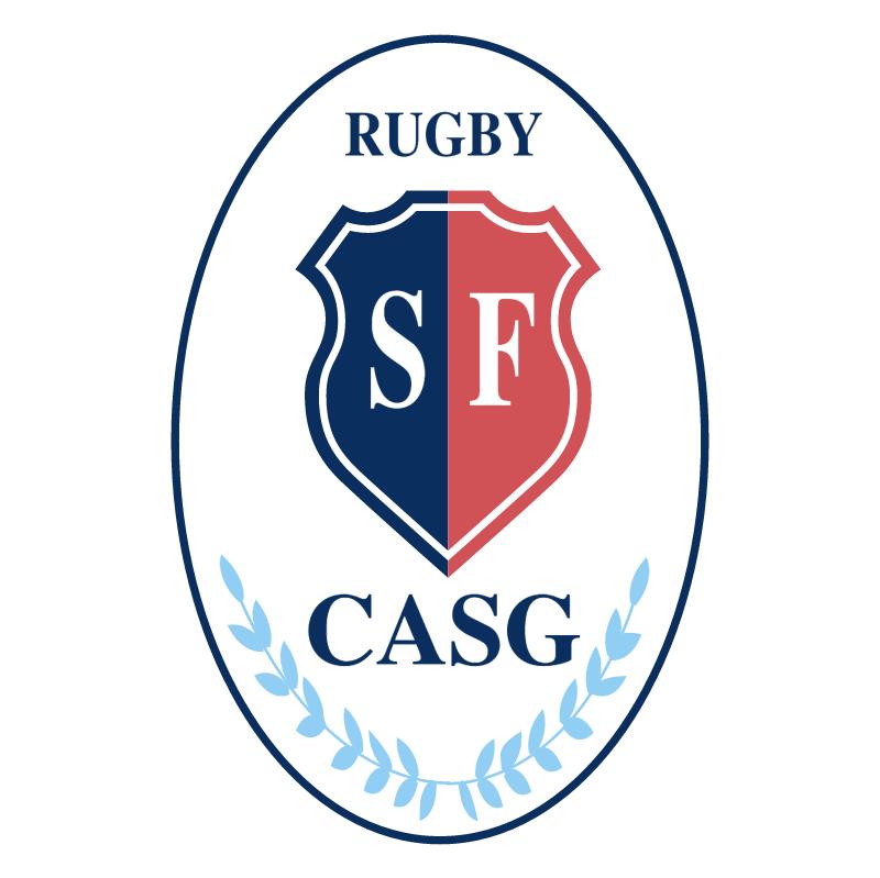 Stade Francais CASG vector