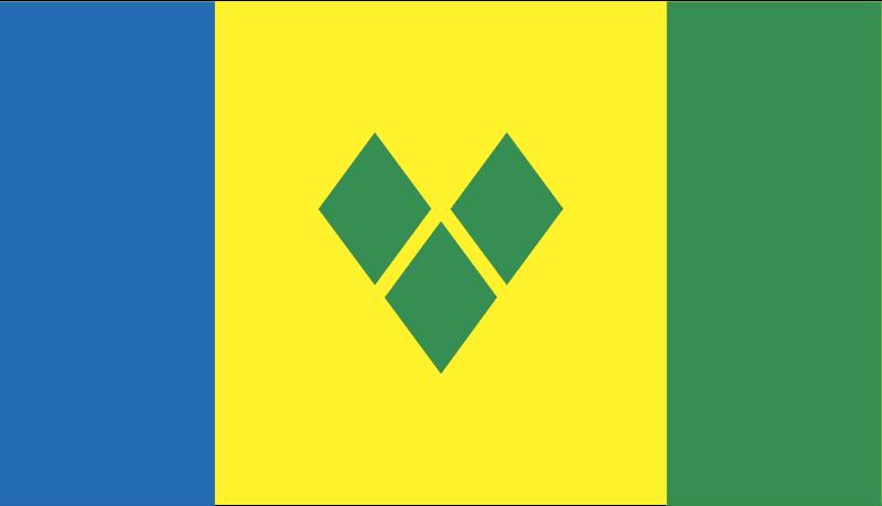 stvincen vector logo