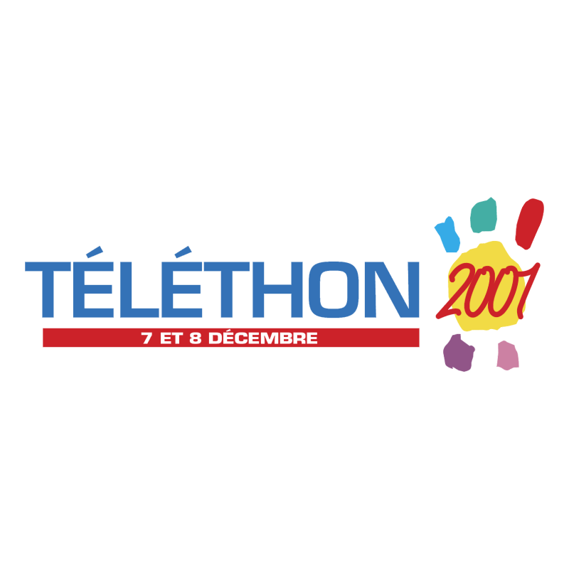 Telethon 2001 vector