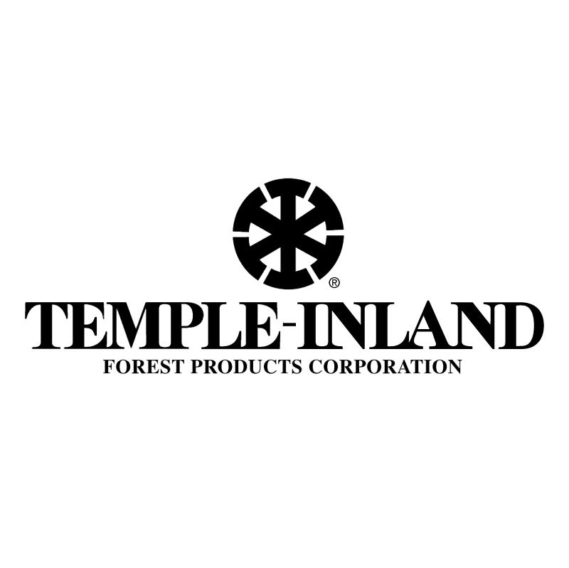 Temple Inland vector