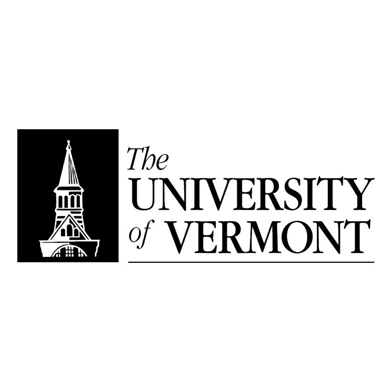 The University of Vermont vector