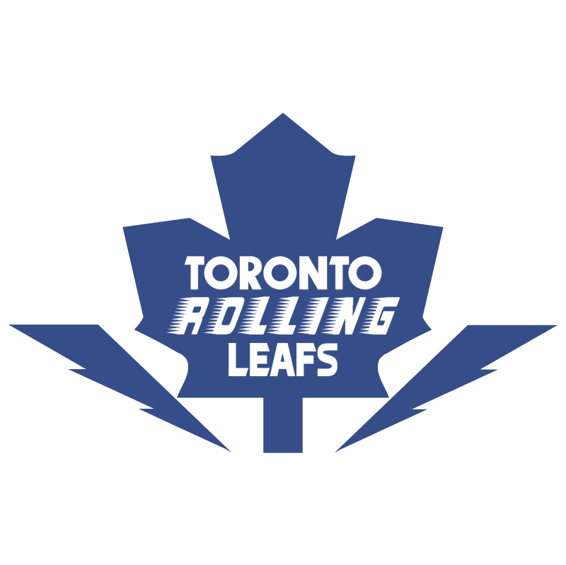 Toronto Rolling Leafs vector