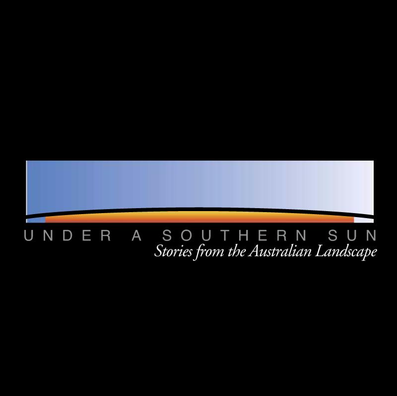 Under a Southern Sun vector logo