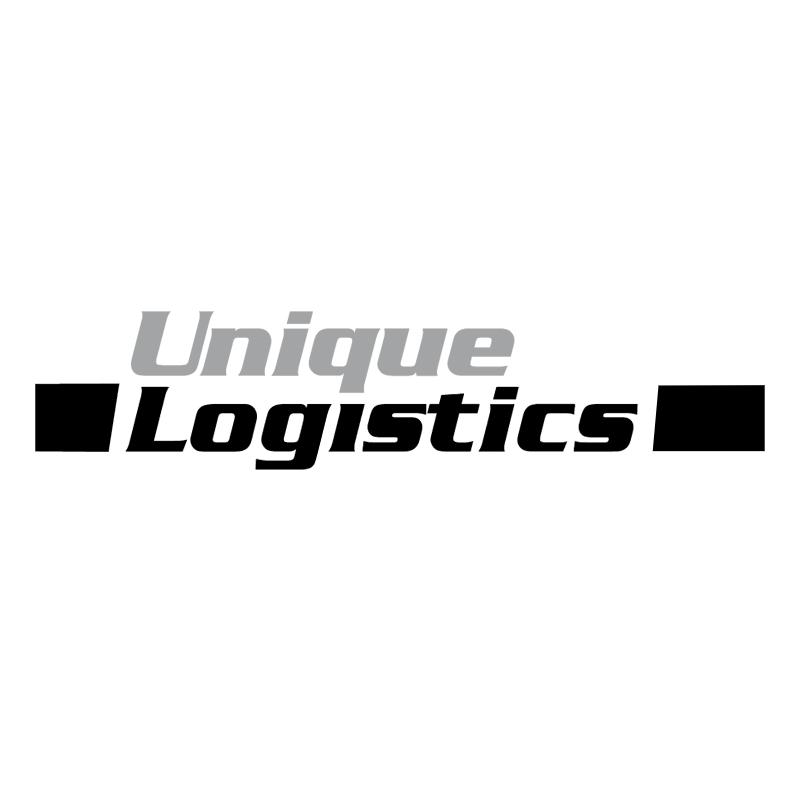 Unique Logistics vector