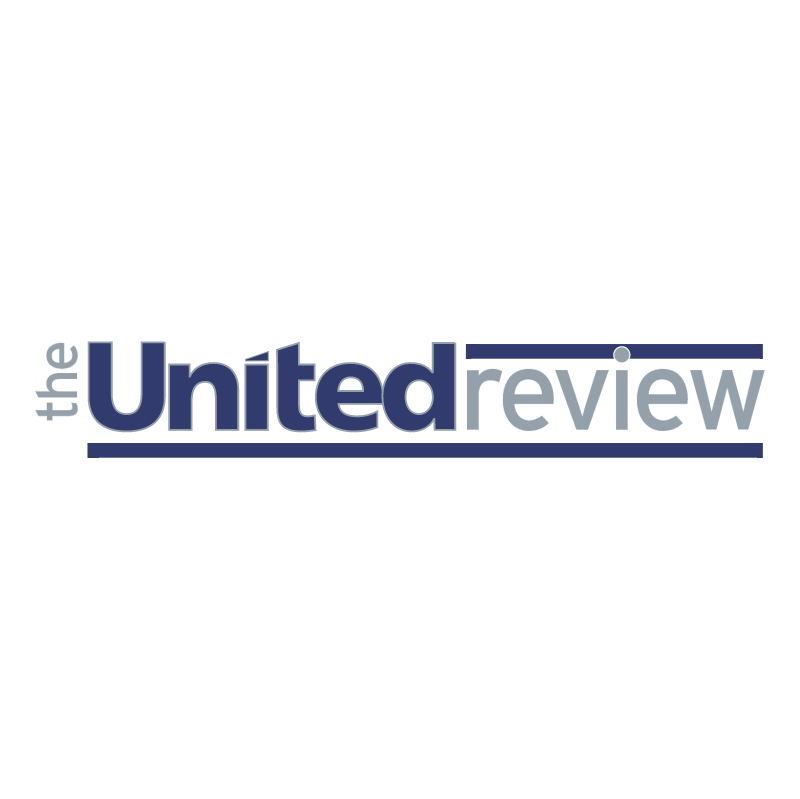 United Review vector logo