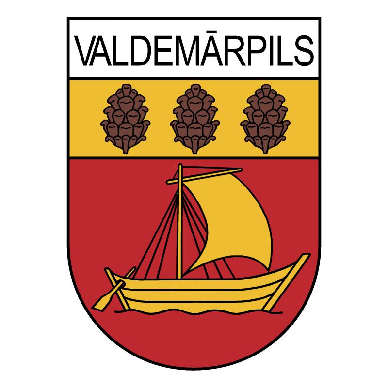 Valdemarpils vector logo