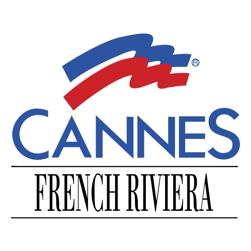 Ville de Cannes vector