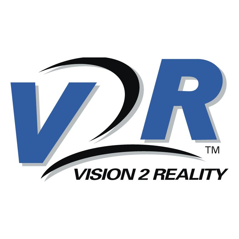Vision 2 Reality vector