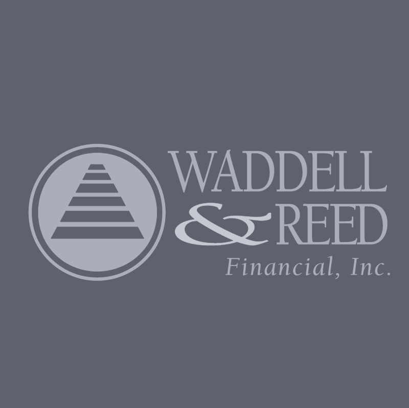 Waddell & Reed Financial vector