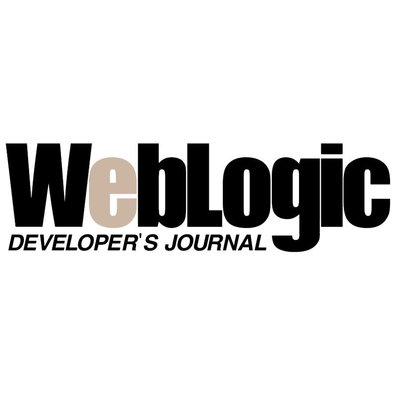 WebLogic vector logo
