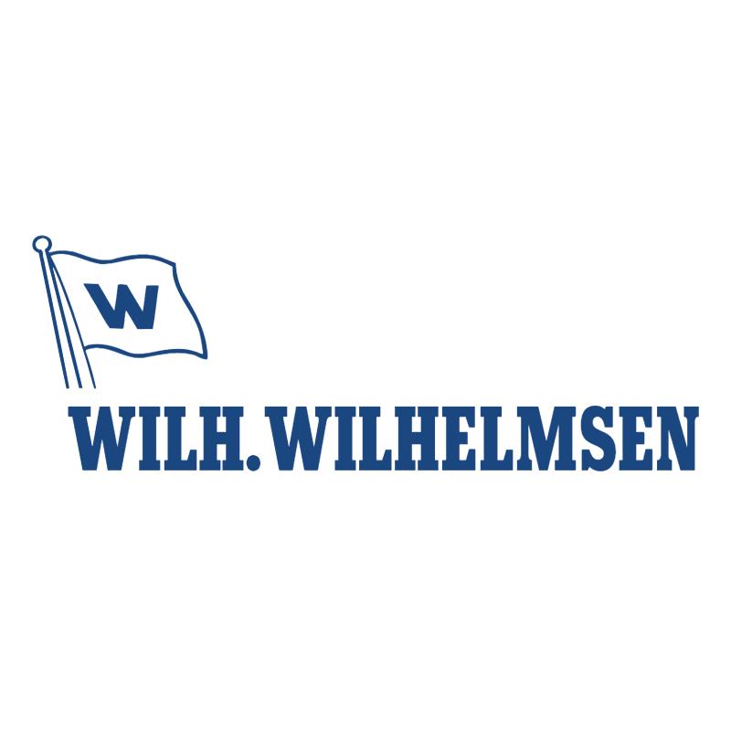 Wilh Wilhelmsen vector logo
