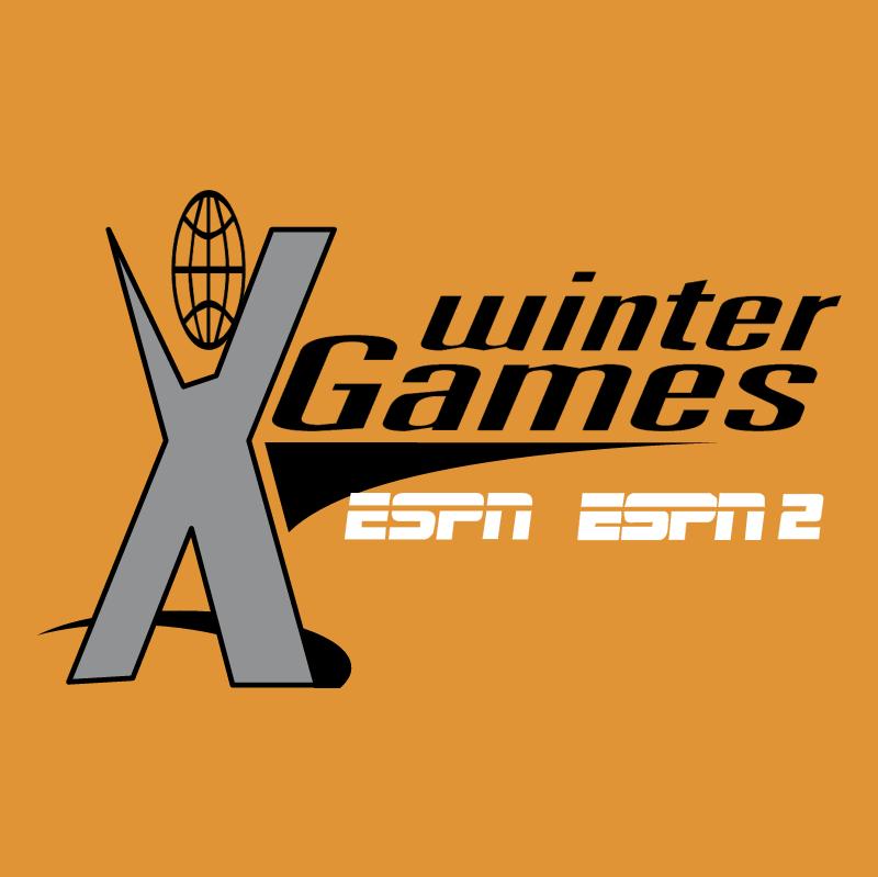 Winter X Games 2001 vector