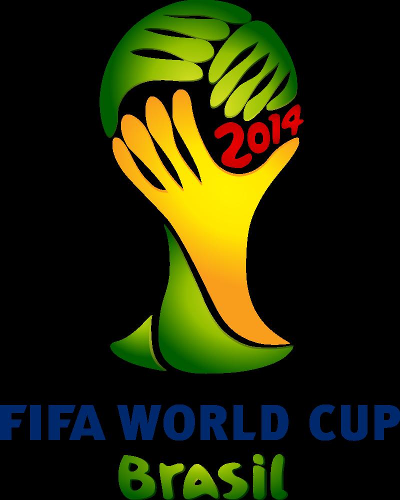 World Cup 2014 Brasil vector