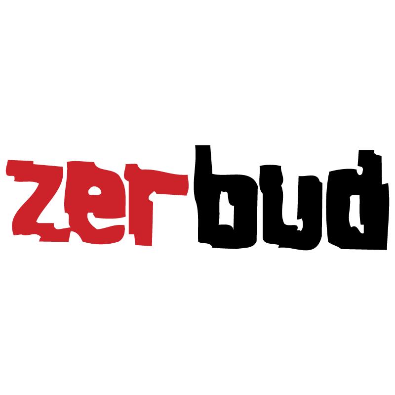 ZerBud vector logo