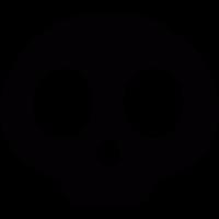 Cute Skull vector