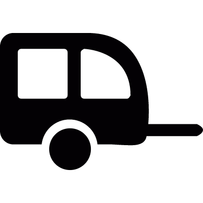 Caravan vector logo