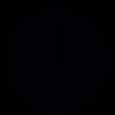Chronometer Stop vector logo