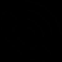 Call volume, IOS 7 interface symbol vector
