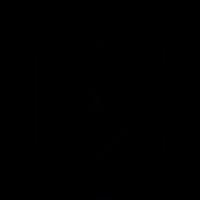 Bluetooth, IOS 7 interface symbol vector