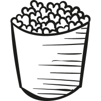 Flixster Draw Logo vector
