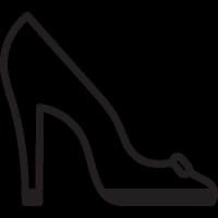 Women High Heel vector