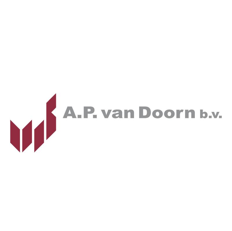 A P van Doorn B V vector