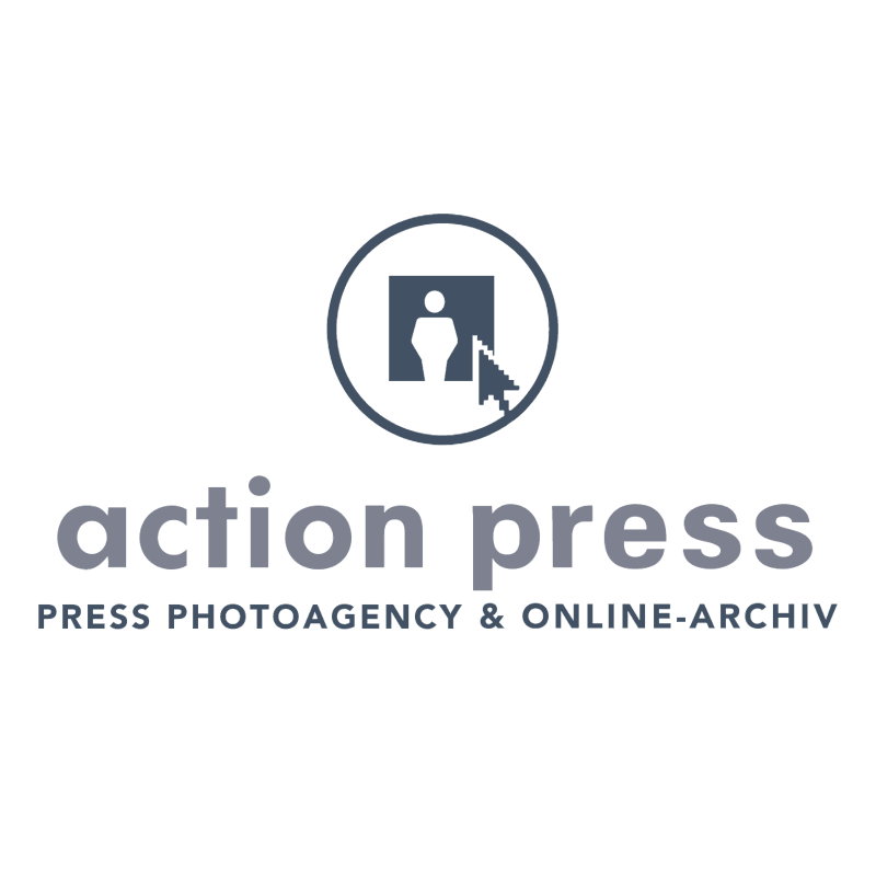 Action Press vector