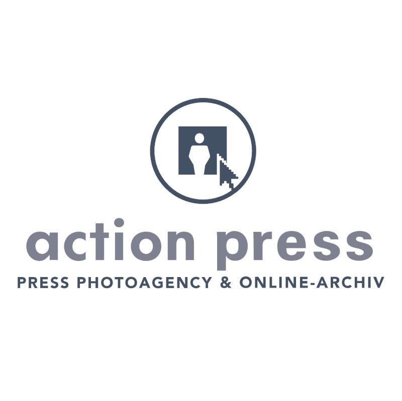 Action Press vector logo