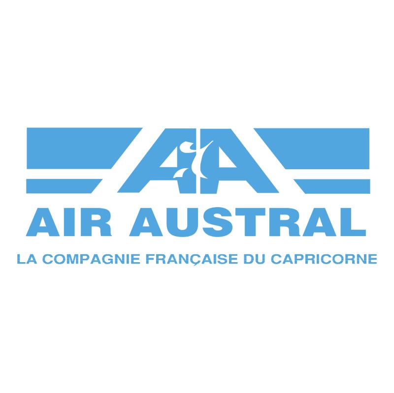 Air Austral vector
