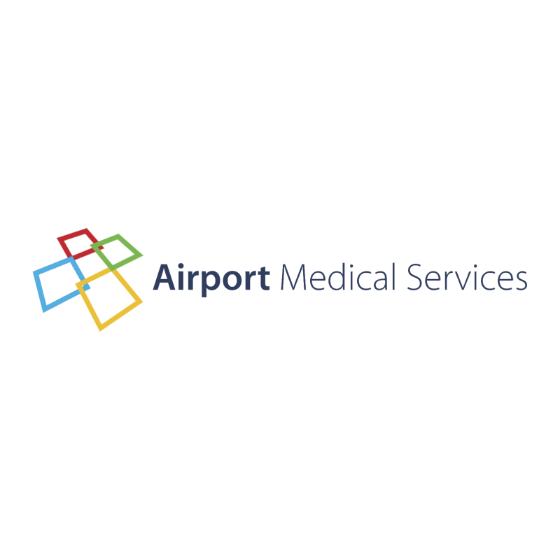 Airport Medical Services vector