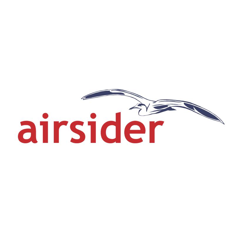 Airsider vector