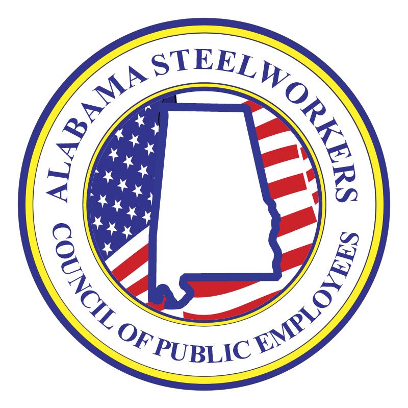 Alabama Steel Workers vector