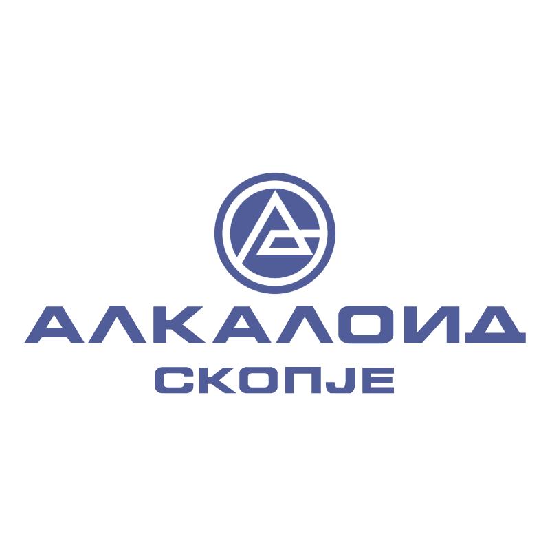 Alkaloid Skopje vector